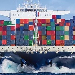 Accord de l'Europe pour l'alliance CMA CGM, Maersk et MSC